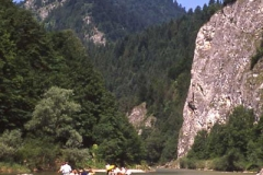 Tutajozás a Dunajecen